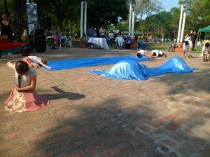 Ballet Divino Niño Jesús, en Santa Ana de los Guácaras