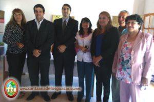 La entrega estuvo a cargo de autoridades municipales y Subsecretaría de Trabajo de Corrientes