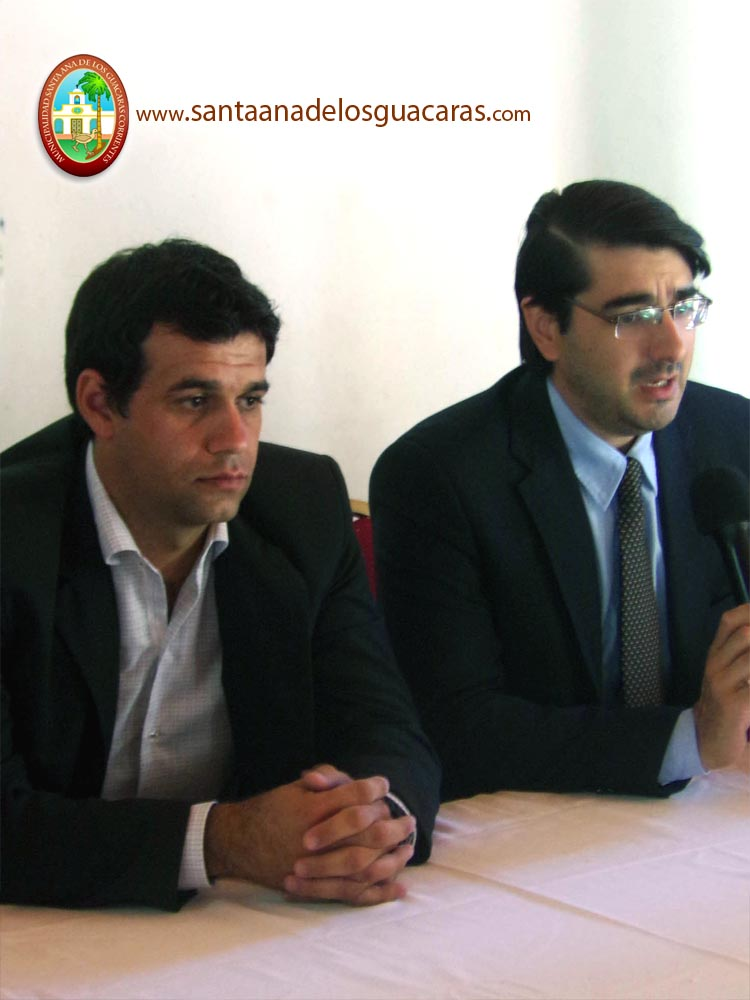 El Subsecretario de Trabajo de Corrientes, Jorge Rivolta acompañando la gestión de capacitaciones para Santa Ana