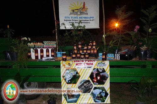 Efa Tupá Rembiapo presente en el Festival del Mango