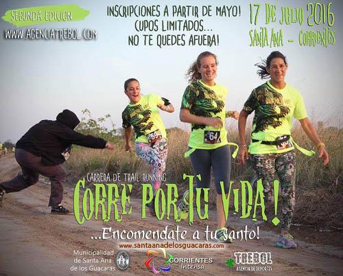 Corre por tu Vida - 2da. edición