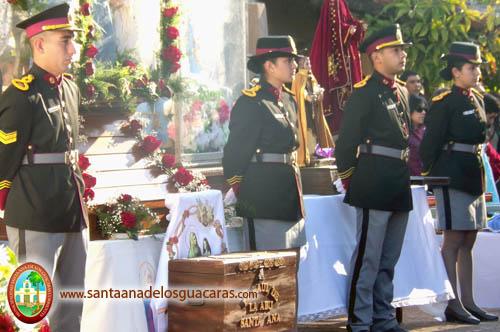 Guardía de Honor de Cadetes de la Policía de Corrientes