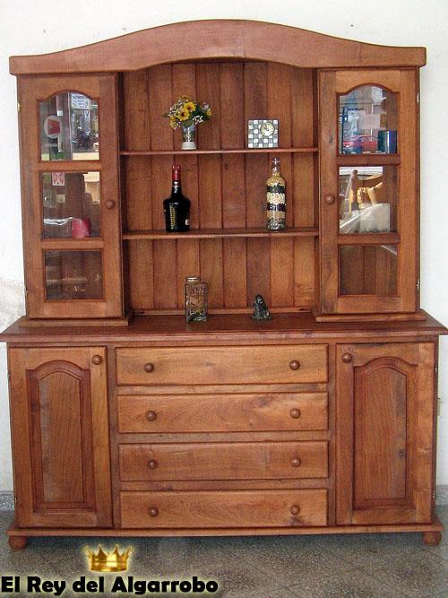 muebles de algarrobo env os a domicilio santa ana de